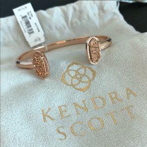 Price Firm❤️Kendra Scott Elton Pinch Cuff Bracelet